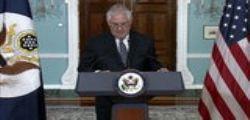Stati Uniti annuncia la revisione dell