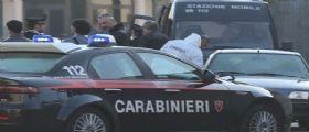 Auto in fiamme a Cuneo : accanto viene ritrovato il corpo di un uomo carbonizzato