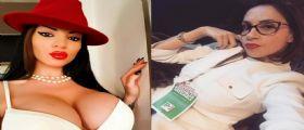 Amandha Fox umilia Malena la Pugliese: Pornostar? Ma se non conosce neanche i set a luci rosse
