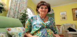 Lina Alvarez : mamma felice a 62 anni