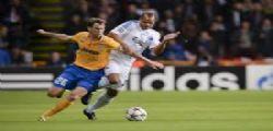 Juventus-Copenaghen Streaming Diretta Partita e Online Gratis Champions League