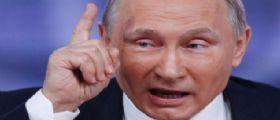 Vladimir Putin attacca Nato e Stati Uniti : Altri muri invisibili sono stati spostati in Europa dell