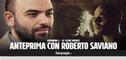 Gomorra 2 : Le prime due puntate della seconda stagione in anteprima con Roberto Saviano