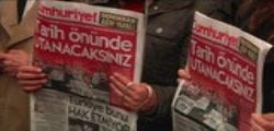 Turchia : arrestato per dichiarazione anti Erdogan