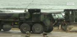 Corea Sud : installazione sistemi antimissile