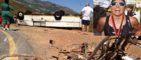 Linda Scattolin : Campionessa di Triathlon muore investita da un bus mentre si allenava in Sudafrica