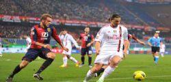 Genoa Milan Streaming Live Diretta Partita e Online Gratis Serie A