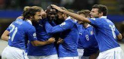 Danimarca-Italia Diretta tv e Streaming Mondiali 2014