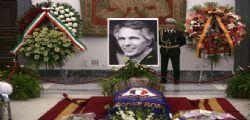 Giuliano Gemma : i Funerali a Roma per l