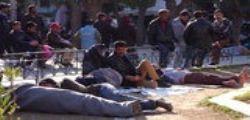 Grecia : maxi operazione contro traffico di migranti