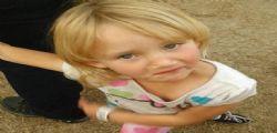 Rebecca Lewis : Bimba di 4 anni rapita nel suo letto