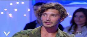 Stefano De Martino : la vita con Belen e Santiago a Verissimo.