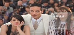Cannes 2014 : Gabriel Garko e Asia Argento posano sul red carpet per Incompresa