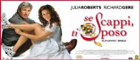 Film in tv stasera 9 luglio 2014 : Se Scappi ti Sposo o A Ruota Libera?
