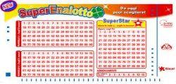 Ultima Estrazione SuperEnalotto n. 100 di Giovedì 21 agosto 2014