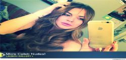 Lindsay Lohan : un selfie hot su Instagram