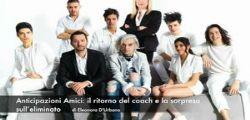 Anticipazioni Amici 2017 Serale : il ritorno del coach Emma Marrone
