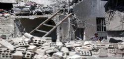 Siria : 37 vittime in un attacco dell