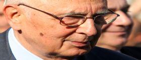 Giorno Napolitano eletto con 738 preferenze Presidente della Repubblica