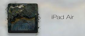 Un iPad Air esplode in un negozio australiano