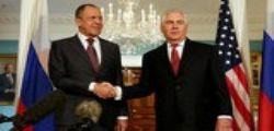 Usa Russia : nuovo incontro Donald Trump - Sergjei Lavrov