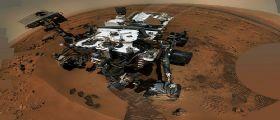 Una tempesta solare spegne Curiosity: nuovo stop alle attività del rover