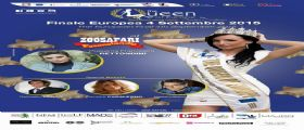 The Queen of Europe 2015 finalissima del concorso di bellezza: presenta Francesca Rettondini