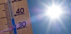 Meteo : Il caldo africano arriverà in Italia da mercoledì