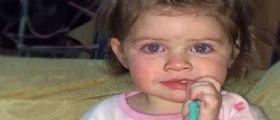 La piccola Irene è morta : Aveva subito un trapianto di cuore alcuni mesi fa