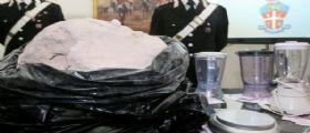 Bergamo, eroina tagliata con paracetamolo: Carabinieri scoprono tre raffinerie