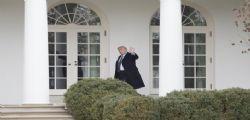 Allarme bomba Casa Bianca : fermata una persona