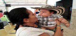 Santiago Mendoza : il bebè che pesa 20 kg a soli 8 mesi
