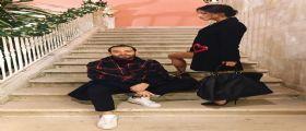 Vincenzo Maiorano e Francesca Bianco dopo il Fashion Red Carpet 2016: nuovo progetto in arrivo