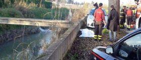 Montegrotto (Padova): Ritrovato cadavere in pigiama in un canale alle terme, identità sconosciuta