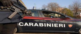 Baronissi (Salerno) rapina in una villa : Intera famiglia presa in ostaggio
