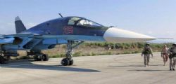 Russia : Uccisi 304 terroristi Isis in Siria