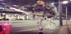 Naike Rivelli : sexy lato b in mostra su Instagram