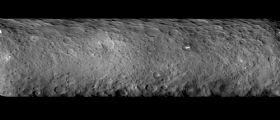 NASA Dawn, appena conclusa la conferenza : il punto su Cerere