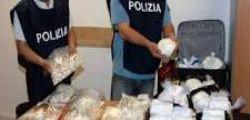 Operazione antidroga a Frosinone : oltre 50 arresti