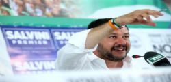 Matteo Salvini : Beppe Grillo benvenuto