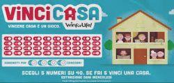 Ultima Estrazione VinciCasa Win for Life n.2 di Mercoledì 16 Luglio 2014