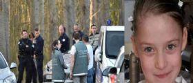 Francia : La piccola Chloè rapita sotto gli occhi della madre e trovata morta dopo poche ore