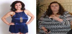 Paige Way era troppo grassa : lascia il ragazzo e perde 60 kg in 4 mesi