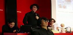 Geminoid : il robot che si muove come il suo creatore Hiroshi Ishiguru