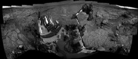 Curiosity ed Opportunity : il passato di Marte