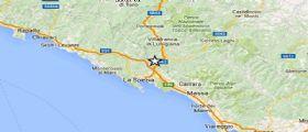 Terremoto La Spezia : Scossa di magnitudo 4.0 avvertita dalla popolazione