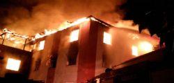 Incendio dormitorio Turchia : muoiono 11 studentesse e una governante