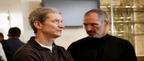 Tim Cook voleva salvare Steve Jobs offrendogli un pezzo di fegato, ma lui andò su tutte le furie...