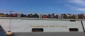 Sbarco di migranti a Salerno : Approdate 653 persone tra cui 7 donne incinte