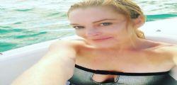 Lindsay Lohan ha perso mezzo anulare della mano sinistra
